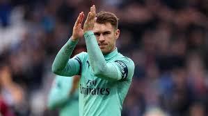 Ramsey Memberikan Salam Perpisahan Kepada Fans Arsenal,Setelah Akan Pergi Ke Juventus