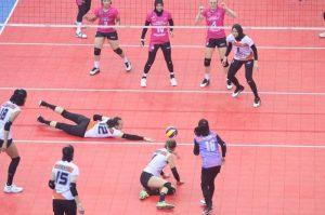 Tim Putri Pertamina Kalahkan BNI di Final Four Proliga 2019