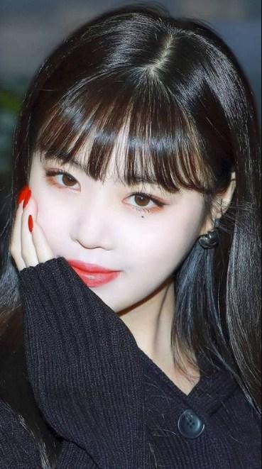 Soojin (G)I-DLE Menjadi Trending Ketika Merusak Lipstik Merahnya Di Queendom