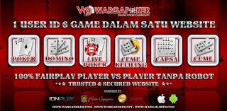 Wargapoker Situs IDN Poker Online Tempat Mengisi Waktu Luang Anda