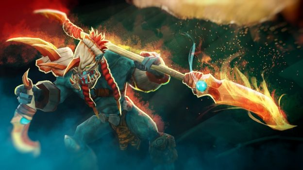 Review Hero Huskar Dalam Game Dota 2